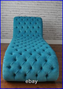 Beautiful Chaise Lounge RELAX deep buttoned