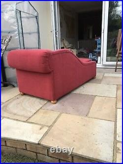 Chaise Longue Sofa Bed 2 seater couch converts into double bed