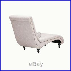 Chaise Longue Sofa Bed Chair Recliner Lounge Livingroom Endbed Bench Window Seat