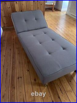 Chaise Lounge Sofa Bed Supplied By John Lewis