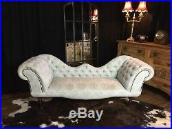 Chaise sofa double ended chaise longue