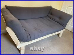 Futon Company Twingle Sofabed Day Bed Sofa Bed Nearly New single Chaise Longue