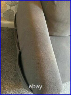 Ikea VIMLE 4-seat sofa, with chaise longue medium grey Collection Only London E17