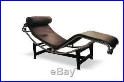 LC4 Chaise Lounge Originally by Le Corbusier, Jeanneret & Perriand No Labels