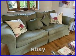 Large sofa And Chaise Longue John Lewis
