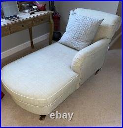 Left handed chaise lounge