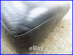 Modern, contemporary, black, leather, chrome, chaise longue, sofa, wave, curved, chaise