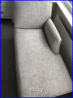 Next Mink Chaise Longue Bedroom Seat Chair Day Sofa Immaculate