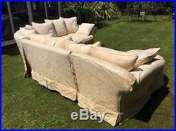 Tetrad Corner Sofa System With Chaise Longue / Loose, Washable Covers