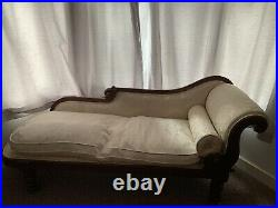 Vintage Chaise lounge Used Condition