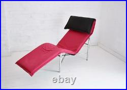 Vintage Retro Skye Chaise Lounge by Tord Björklund for Ikea, 1980s